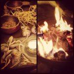 Welcoming a Change of Seasons & New Beginnings:: Winter Solstice Releasing Ceremony